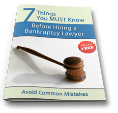 Bankruptcy Attorney How To Find A Reputable Lawyer